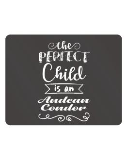 The perfect child is a Andean Condor Parking Sign - Horizontal