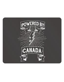Powered by Canada Parking Sign - Horizontal