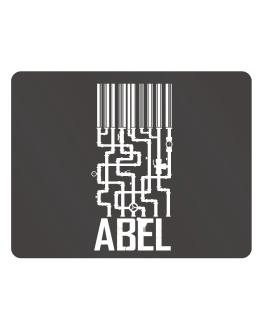 Barcode Abel Parking Sign - Horizontal