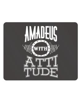 Amadeus with attitude Parking Sign - Horizontal