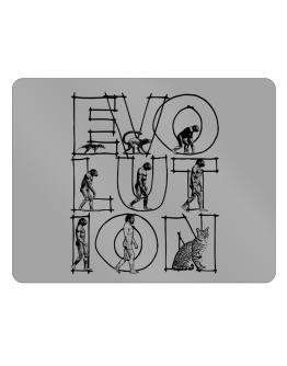 Egyptian Mau Evolution Parking Sign - Horizontal