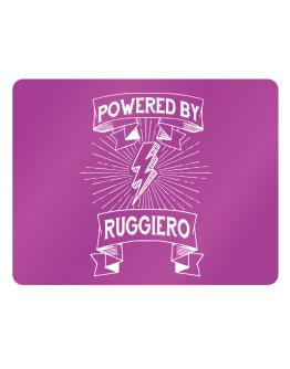 Powered by Ruggiero Parking Sign - Horizontal