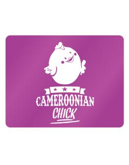 Cameroonian Chick Parking Sign - Horizontal