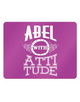 Abel with attitude Parking Sign - Horizontal