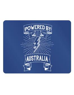 Powered by Australia Parking Sign - Horizontal