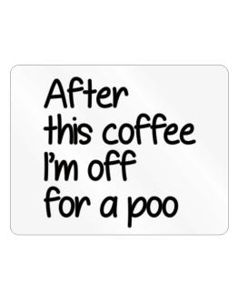 After This Coffee, I