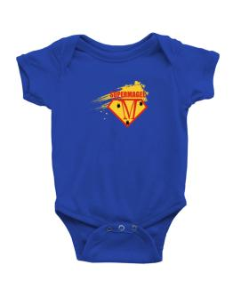 Supermagee Baby Bodysuit