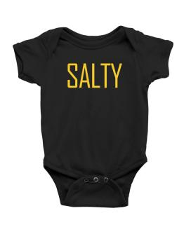 Salty - Simple Baby Bodysuit