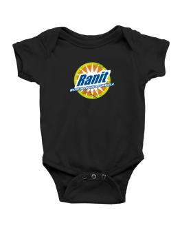 Ranit - With Improved Formula Baby Bodysuit