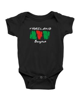 Brush Bangkok Baby Bodysuit