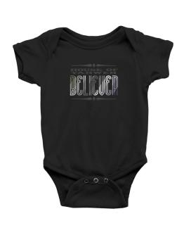House Of Yahweh Believer Baby Bodysuit