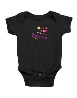 Have You Hugged A Neopagan Today? Baby Bodysuit