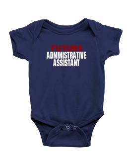 Future Administrative Assistant Baby Bodysuit