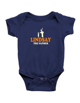 Lindsay The Father Baby Bodysuit