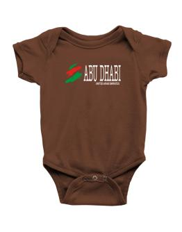 Brush Abu Dhabi Baby Bodysuit
