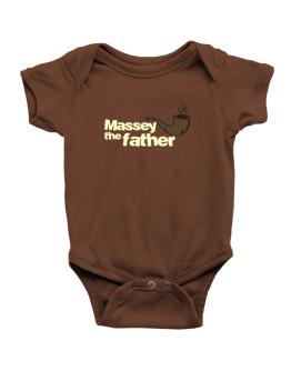 Massey The Father - Pipe Baby Bodysuit