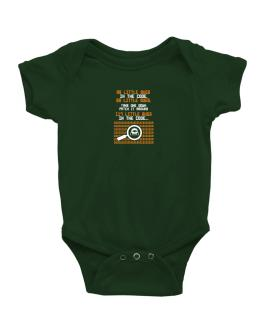 99 Little bugs in the code take one down patch it around Baby Bodysuit