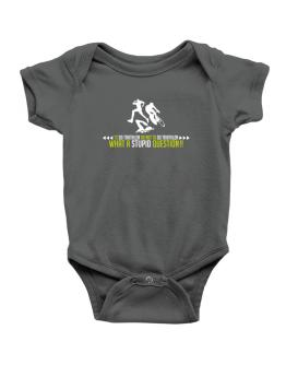 To do Triathlon or not to do Triathlon, what a stupid question!! Baby Bodysuit