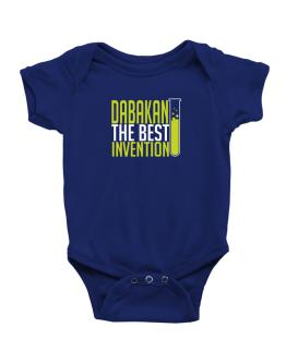 Dabakan The Best Invention Baby Bodysuit