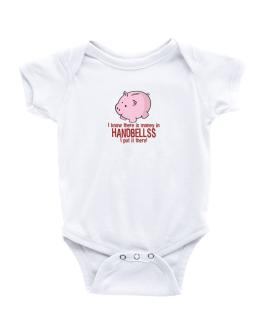 I Know There Is Money In Baby Bodysuit