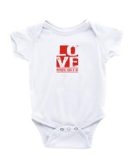 Love Pentecostal Church Of God Baby Bodysuit