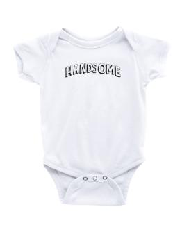 handsome classic style Baby Bodysuit