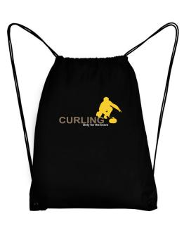 Curling - Only For The Brave Sport Bag