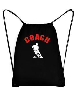 Curling Coach Sport Bag