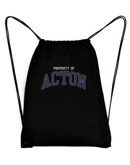 Property Of Acton Sport Bag