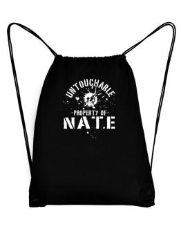 Untouchable : Property Of Nate Sport Bag