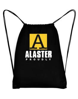 Proud To Be Alaster Sport Bag