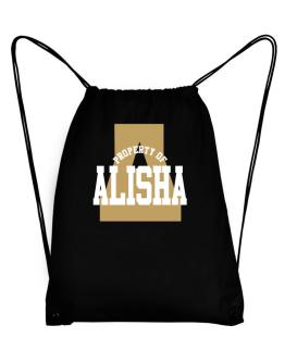 Property Of Alisha Sport Bag
