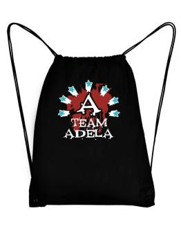 Team Adela - Initial Sport Bag