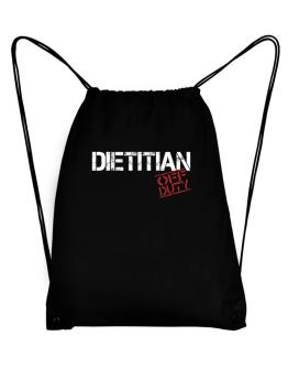 Dietitian - Off Duty Sport Bag