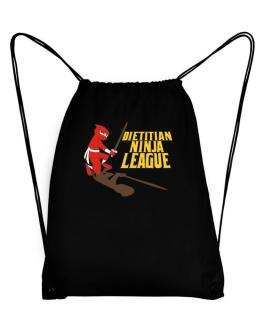 Dietitian Ninja League Sport Bag