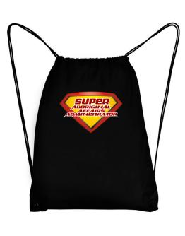 Super Aboriginal Affairs Administrator Sport Bag