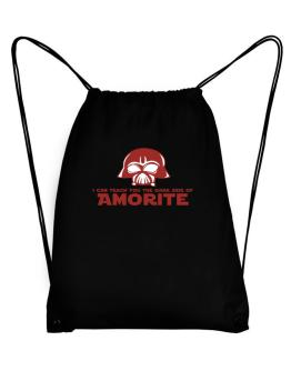 I Can Teach You The Dark Side Of Amorite Sport Bag