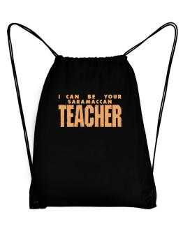I Can Be You Saramaccan Teacher Sport Bag