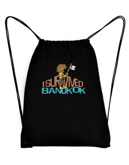 I Survived Bangkok Sport Bag