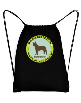 Australian Cattle Dog - Wiggle Butts Club Sport Bag