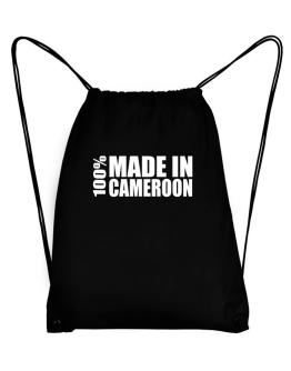 100% Made In Cameroon Sport Bag