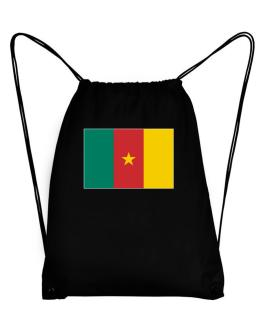 Cameroon Flag Sport Bag