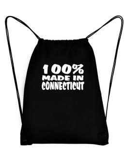 100% Made In Connecticut Sport Bag