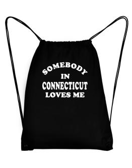 Somebody Connecticut Sport Bag