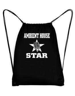 Ambient House Star - Microphone Sport Bag