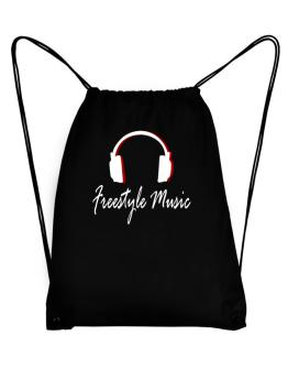 Freestyle Music - Headphones Sport Bag