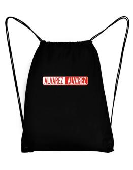 Negative Alvarez Sport Bag