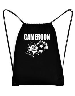 All Soccer Cameroon Sport Bag