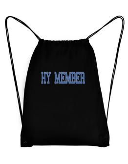 Hy Member - Simple Athletic Sport Bag