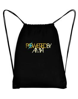 Powered By Amia Sport Bag